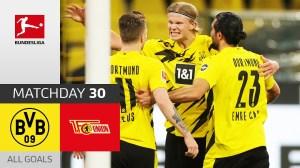 Dortmund vs Union Berlin 2 - 0 (Bundesliga  Goals & Highlights 2021)