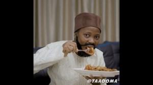 Taaooma –  Iya Tao Doing Oniduro For Baba Tao  (Comedy Video)
