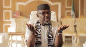 First Class Oba Eselu Of Iselu Kingdo Withdraws Okorocha's Chieftaincy Title