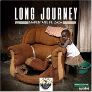 Mapentane – Long Journey Ft. Zaza