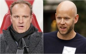 Dennis Bergkamp aims major dig at Arsenal following failed Daniel Ek takeover bid