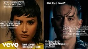 G-Eazy - Breakdown ft. Demi Lovato (Video)