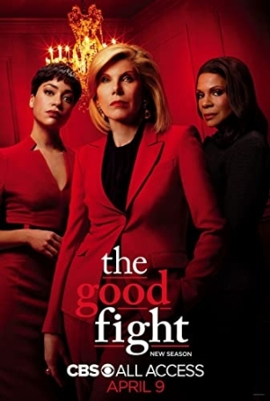 The Good Fight S04E06 - The Gang Offends Everyone (TV Series)