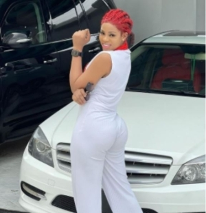 Actress, Merit Gold Pens Notes On IG Hours After Audio Recording Of Her Conversation With Tonto