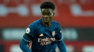 Bukayo Saka named Arsenal Player of the Season