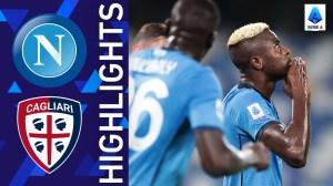 Napoli vs Cagliari 2 - 0 (Serie A 2021 Goals & Highlights)