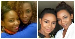 "My daughter is my twin and am proud of her"" Actress Genevieve Nnaji voiced out"