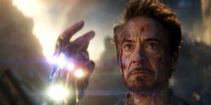 RDJ Shares Extended Iron Man Snap Avengers: Endgame BTS Video