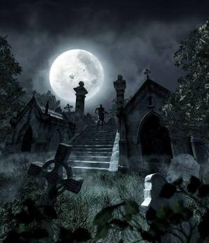Escape from cemetery - S01