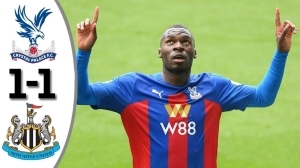 Crystal Palace vs Newcastle United 1 - 1 (Premier League 2021 Goals & Highlights)