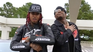 Lil Gnar Ft. Ski Mask the Slump God & Chief Keef – New Bugatti (Video)