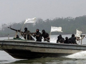 Pirates abduct 77 seafarers in Gulf of Guinea this year