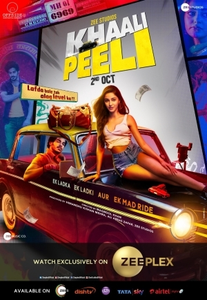 Khaali Peeli (2020) (Hindi)