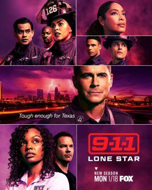 9-1-1 Lone Star Season 02