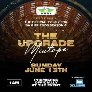DJ Gabi  – The Upgrade Mixtape