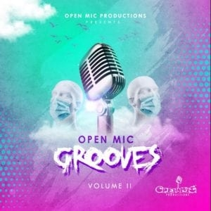 Various Artists – Open Mic Grooves (Album)