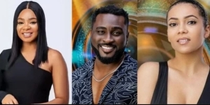 BBNaija: I Don't Want To Get Intimate With Pere Because Of Maria, Says Queen