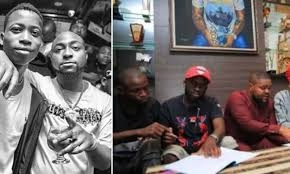 Davido Cancels Lil Frosh Deal, Sacks Him From DMW (See Why)