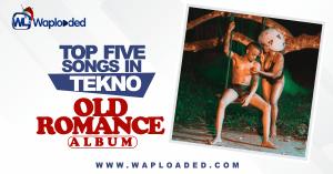 "Top 5 Songs in Tekno ""Old Romance"" Album"