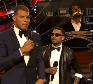 Hilarious Video! Drake and Chris Brown's skit at the ESPY Awards As They Mock Their Beef []