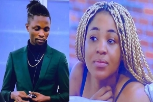 """#BBNaija: """"I Was Cold And Freezing And He Gave Me His Jacket""""- Erica Recalls Good Moments With Laycon"""