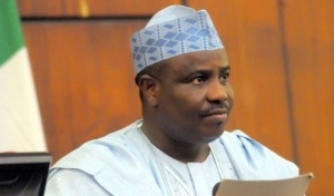 Secondus Must Go – Governor Tambuwal Protest Amidst PDP Crisis
