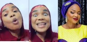 Iyabo Ojo heap heavy curses on backstabbers and ingrates after viral marriage rumours with Dino Melaye