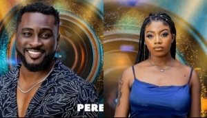 BBNaija: I Can Make You Fall For Me, Angel Tells Pere