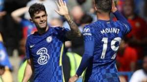 Chelsea winger Pulisic happy to be back with USA