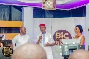 Big Dreams Reality Show Opens As Ned Nwoko, COZA Pastor Make Appearance (Pics)