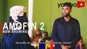 Amofin Part 2 (2021 Yoruba Movie)