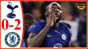 Tottenham Hotspur vs Chelsea 0 − 3 (Premier League 2021 Goals & Highlights)