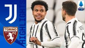 Juventus vs Torino 2 - 1 (Serie A Goals & Highlights)