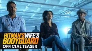 Hitman's Wife's Bodyguard (2021) Trailer Starr. Ryan Reynolds, Samuel L. Jackson, Salma Hayek