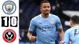 Man City vs Sheff United  1 - 0 (EPL Goals & Highlights 2021)