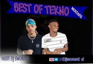 DJ Sword D – Best of Tekno Mix