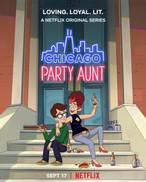 Chicago Party Aunt S01E08