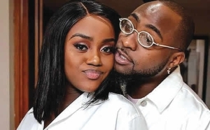 See How Chioma Reacted After Davido Thanked Her For The Gift She Gave Her