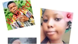 Police arrest boy whose girlfriend died in his house after eating rice