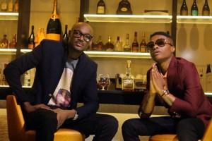 """Jungle Don Mature"" – 2Baba Congratulates Wizkid As He Finally Receives His Grammy Award Plaque"