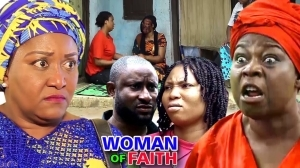 Woman Of Faith (Old Nollywood Movie)