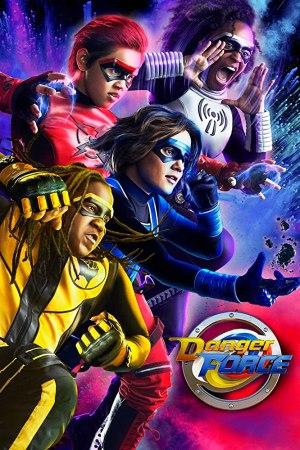 Danger Force S01E03 - Captain Mayonnaise (TV Series)