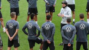 Germany Coach Joachim Low Speaks Ahead Of Big Match With Spain Tonight