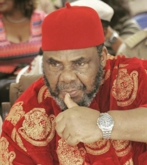 See: IG User Honours Pete Edochie With A Beautiful Sketch