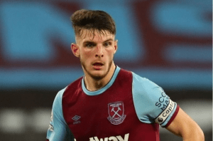 Frank Lampard To Sign Declan Rice After 3 – 3 Draw With West Brom