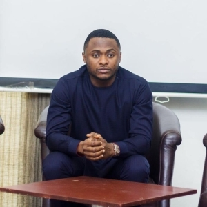 'Stop Hiding Your Tears And Emotions' – Ubi Franklin Advises Men