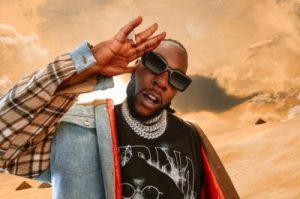 Burna Boy Receive His Grammy Awards Plaque In Lagos (Video)