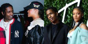 Rihanna is dating rapper A$AP Rocky' following split from Saudi billionaire Hassan Jameel