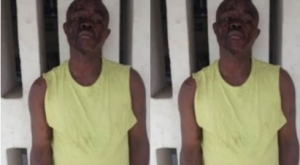 OMG!! Man Kills Two Of His Children And His Aged Mother With A Cutlass (Read Full Details)