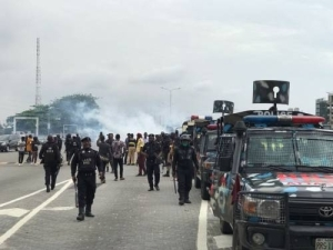 Lagos Police Didn't Release Us, Court Granted Us Bail – Arrested #EndSARS Memorial Protesters Speak
